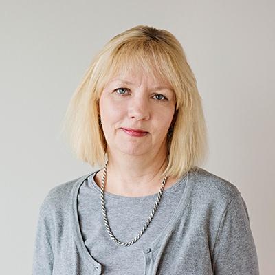Marie Rautava.