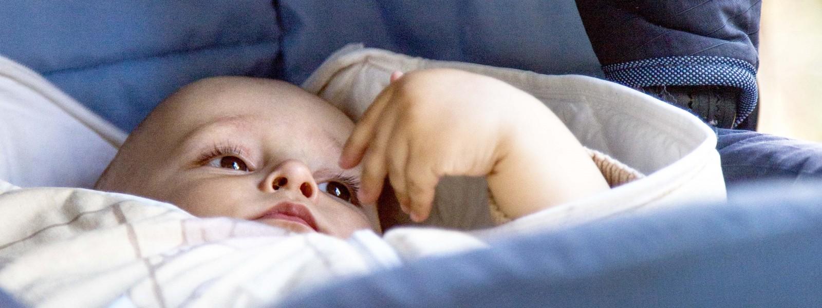 Pakkasraja Vauvan Ulkona Nukuttamiseen