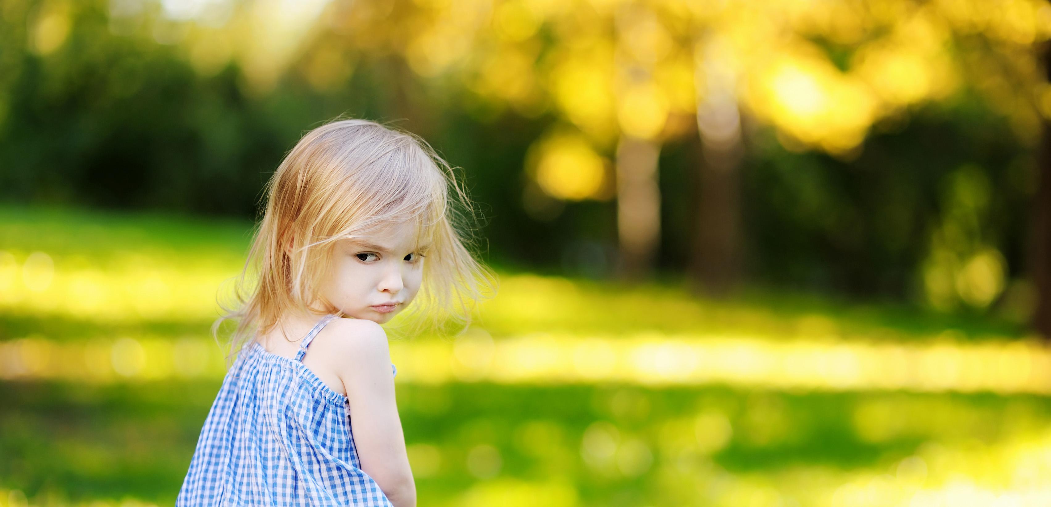 Lapsen Haastava Käytös