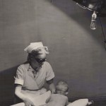 Alppilamppua käytettiin Lastenlinnassa mm. riisitaudin ja maitoruven hoitoon.