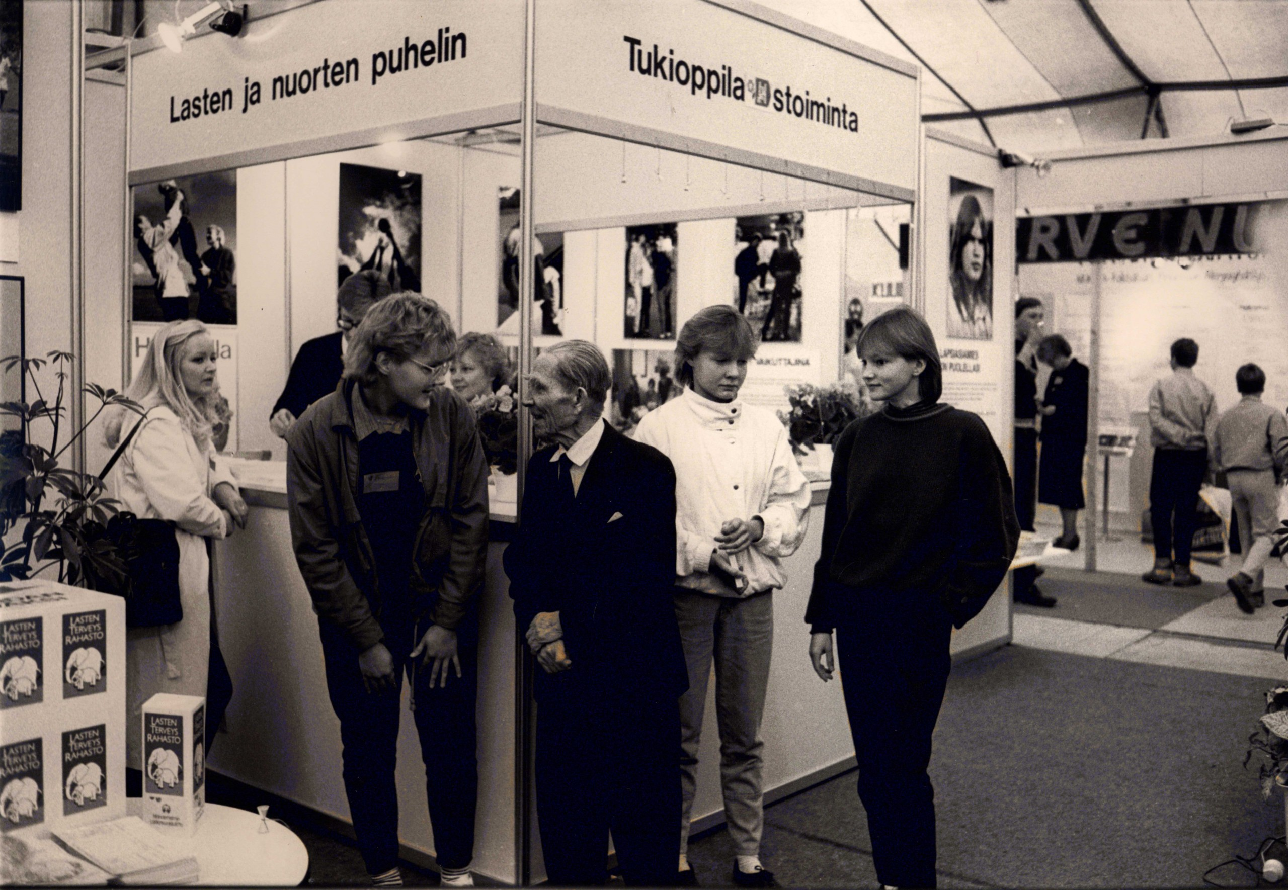 Festa-nuorisotapahtuma vuonna 1985