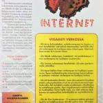 Viisaasti verkossa -kampanjassa liitto muistutti nuoria siitä, että verkossa kaikki ei aina ole sitä, miltä näyttää.