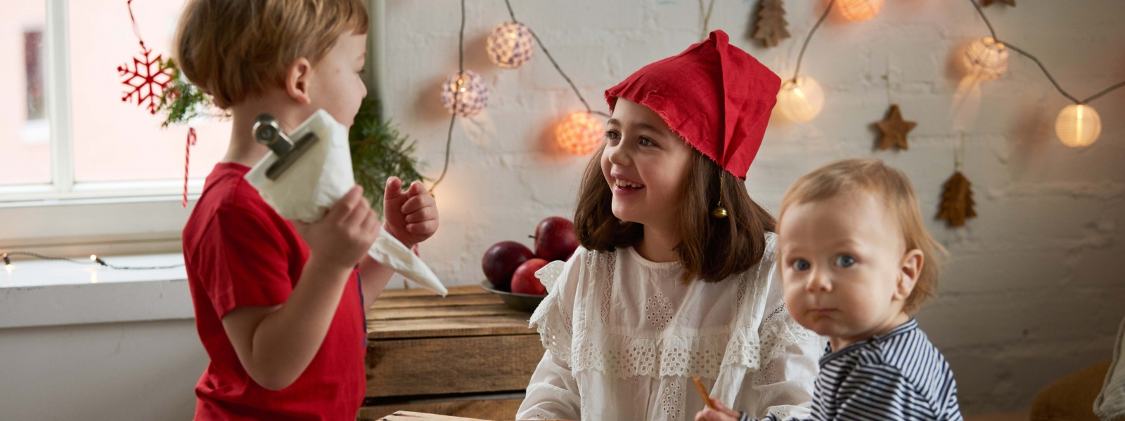Hyvä Joulumieli -keräyksen kuva, EI saa käyttää muussa yhteydessä.