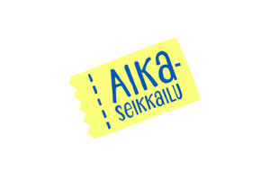 Aikaseikkailu-kerhon logo